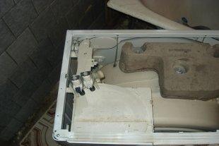 Стиральная машина Indesit, замена клапана