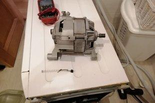 Электродвигатель стиральной машины БОШ
