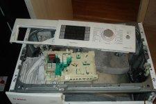 Блок управления стиральной машины Бош