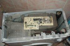 Ремонт блока управления стиральной машины