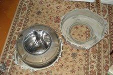 Барабан стиральной машины Zanussi