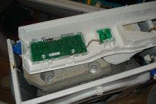 Ремонт модуля упрвления в стиральной машине Electrolux