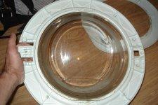 Замена ручки люка в стиральной машине Vestel