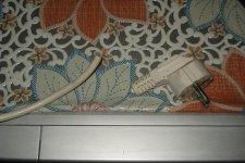 Обрезка неисправной вилки в стиралке LG