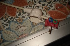 Установка новой сетевой вилки на стиральную машину LG