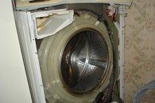 Замена уплотнителя в люке стиралки Hansa
