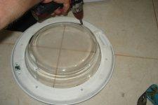 Разбор люка стиральной машины