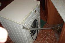 Подготовка к ремонту стиральной машины