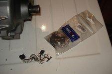 Замена щеток электродвигателя стиральной машины BOSCH