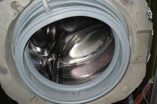 Установка новой манжеты люка на стиральную машину BOSCH