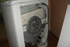 Стиральная машина БОШ без боковой стенки