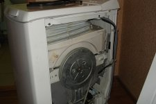 Приводной ремень в стиральной машине БОШ
