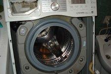 Замена уплотнитеьной резинки стиральной машины Самсунг