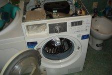 Разборка стиральной машины Samsung