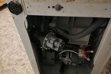 Замена сливного насоса стиральной машины Аристон