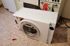 Разбор стиральной машины Аристон