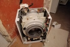 Разбор корпуса стиральной машины Samsung