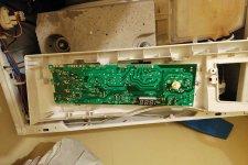 Блок управления стиральной машины Горенье