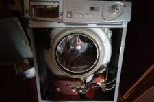 Стиральная машина Самсунг в разобраном виде