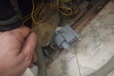 Сливной насос стиральной машины Занусси