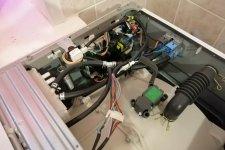 Замена блока управления стиральной машины Daewoo