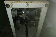Разборка корпуса стиральной машины Кайзер