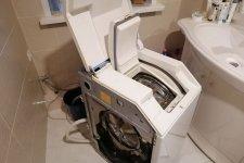 Mile, ремонт системы слива